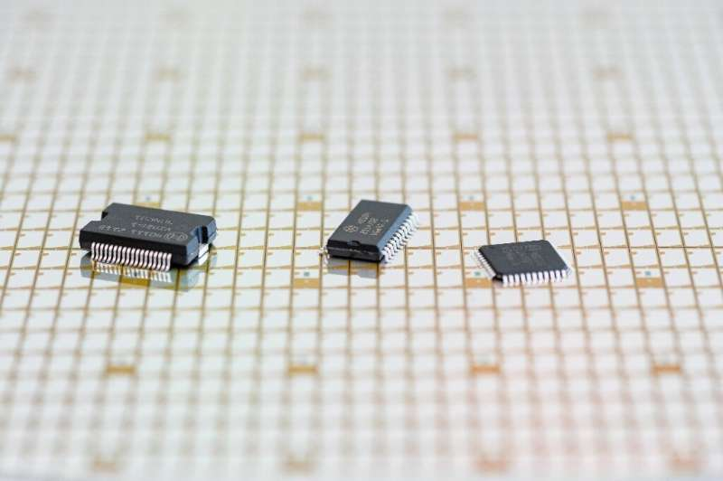 Microchips are indispensable  for the physics  systems successful  modern   cars, and shortages person  held backmost  automakers arsenic  they question    to reco