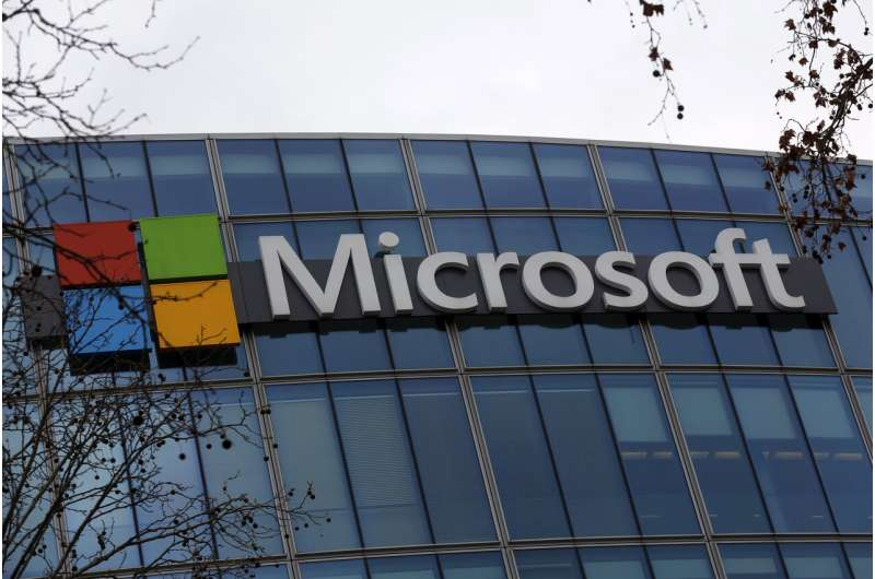 Microsoft keeps chugging as pandemic continues