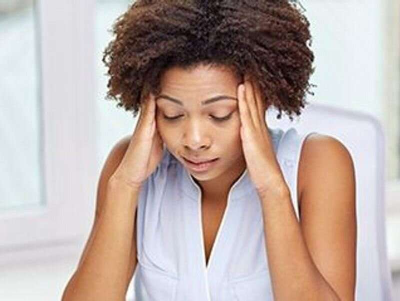 Migraine admission differentially affected by race, income