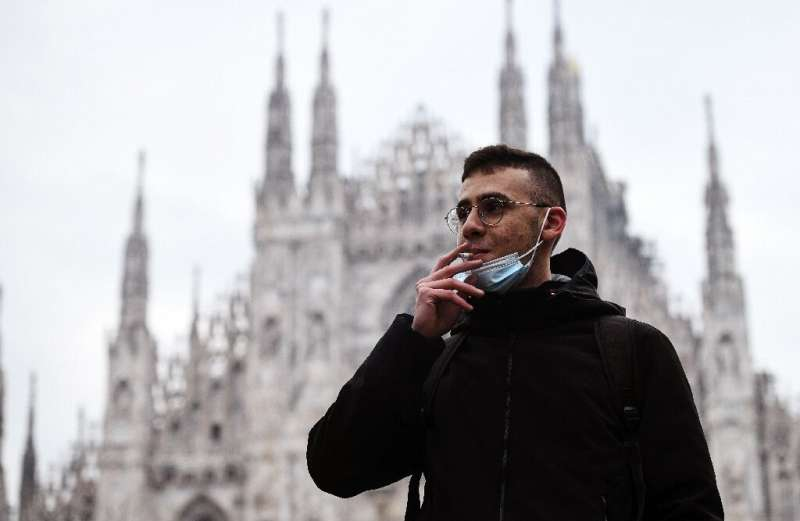 Milan became the first city in Italy to ban smoking in many open-air public places such as parks, stadiums, bus stops and even c
