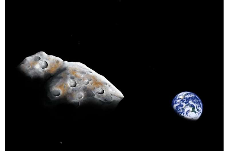 'Mini psyches' give insights into mysterious metal-rich near-earth asteroids