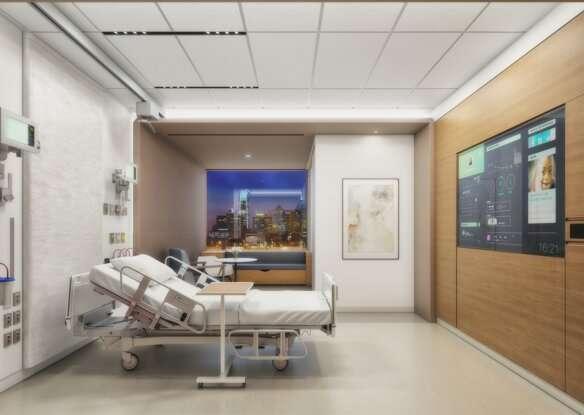 Minimizing disruption, maximizing sleep in the hospital