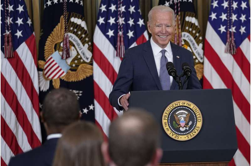 More competition: Biden signs order targeting big business