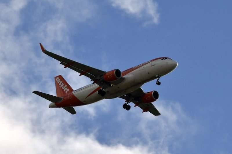 More EasyJet planes will be taking to the skies as vaccinated Europeans travel more