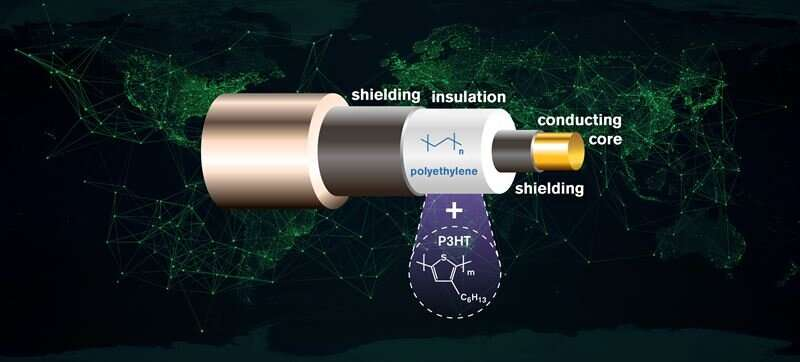 More efficient electricity distribution thanks to new insulation material