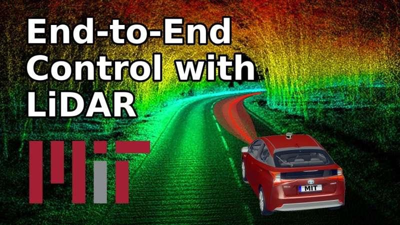 Détection lidar plus efficace pour les voitures autonomes