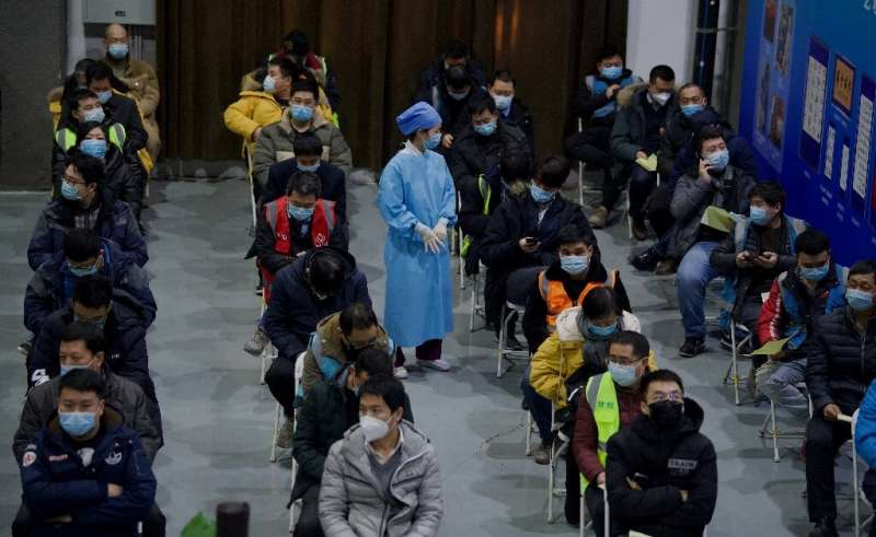 More than one million residents were banned from leaving Beijing, after a handful of coronavirus cases were detected in a southe