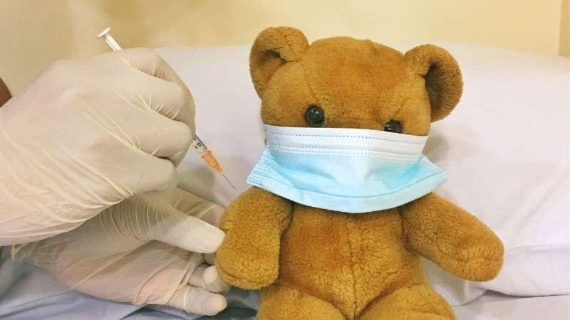 Most Aussie parents keen to get kids COVID jabs