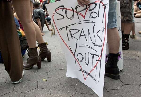 Most trans and non-binary youth are supported and healthy despite stigma and discrimination