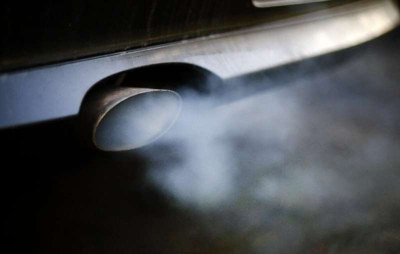 Motorised road transport represents 15 percent of the EU's greenhouse gas emissions