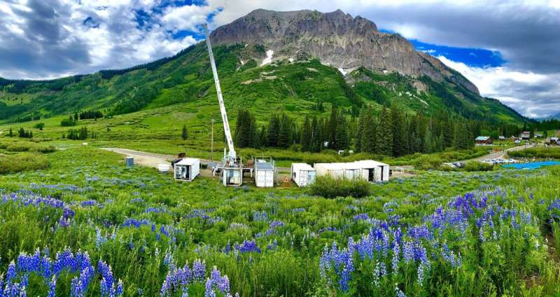 Mountains of data: An unprecedented climate observatory to understand the future of water