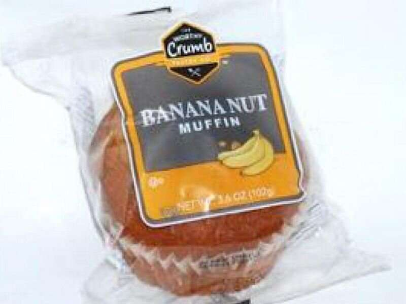 Muffins recalled for possible listeria contamination
