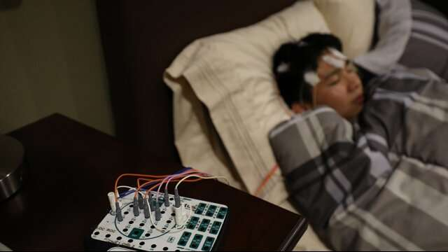 Music listening near bedtime disruptive to sleep, Baylor study finds