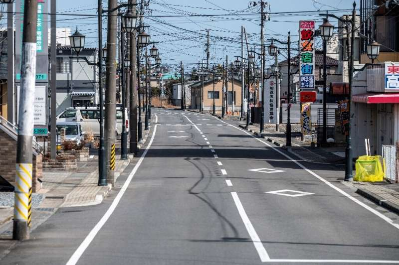 Namie and 11 neighbouring communities were part of an exclusion zone around the Fukushima Daiichi nuclear plant