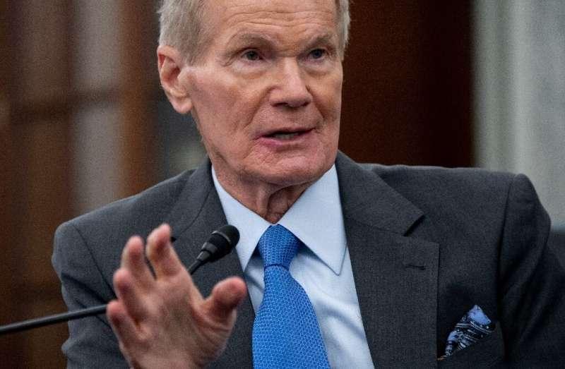 NASA administrator Bill Nelson said China had failed to 'meet responsible standards regarding their space debris'