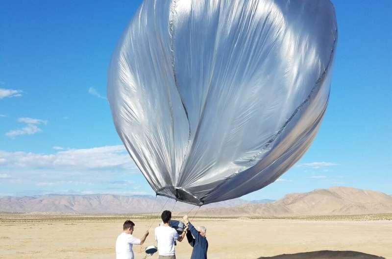 NASA Balloon Detects California Earthquake – Next Stop, Venus?