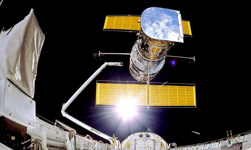 NASA completes additional tests to diagnose computer problem on Hubble space telescope