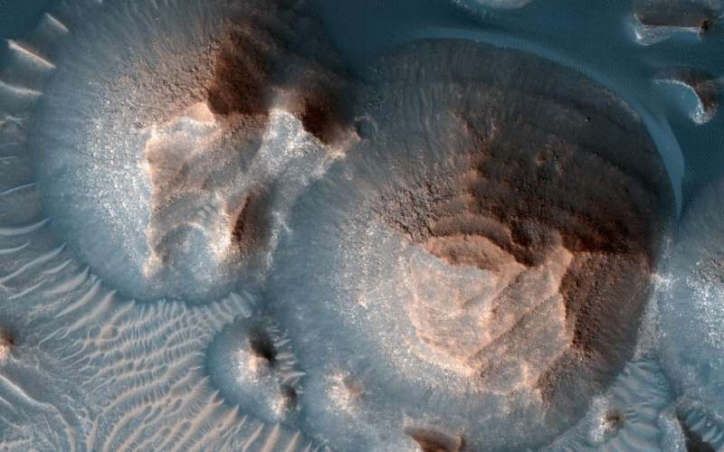 NASA Confirms Thousands of Massive, Ancient Volcanic Eruptions on Mars