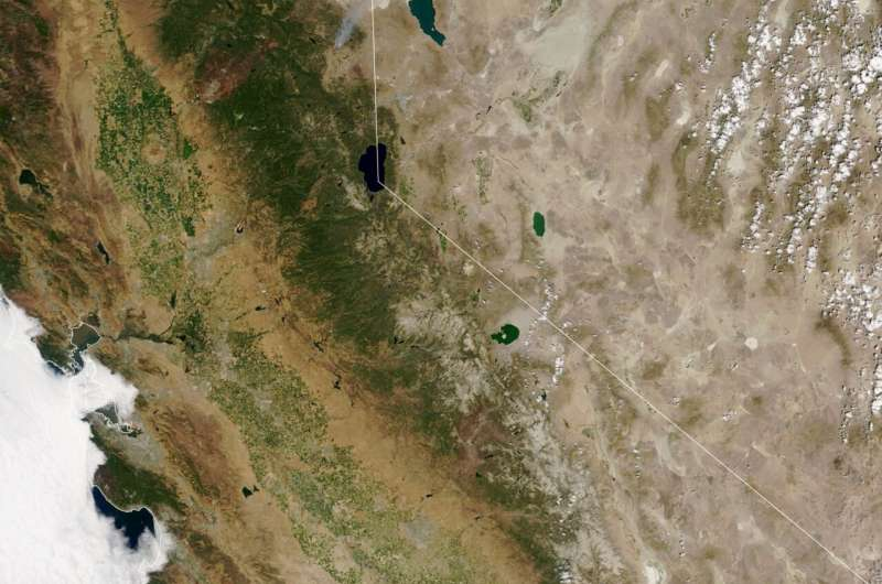NASA drought research shows value of climate mitigation, adaptation