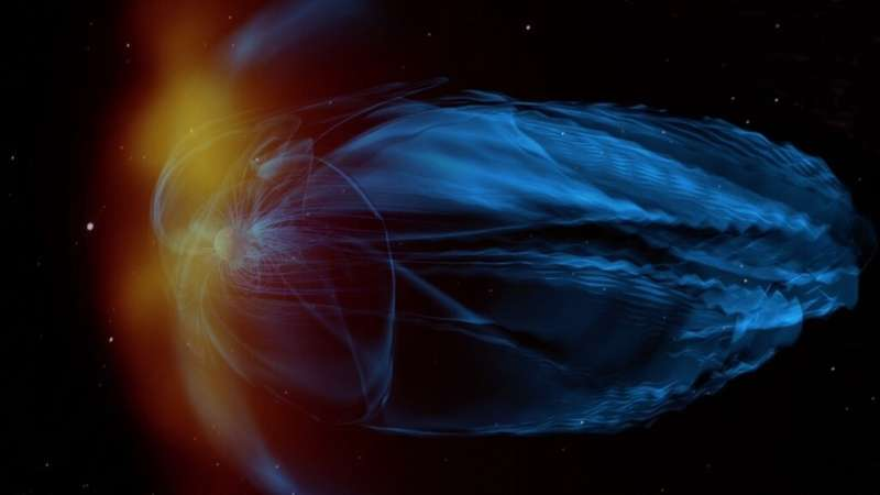NASA model describes nearby star that resembles early sun