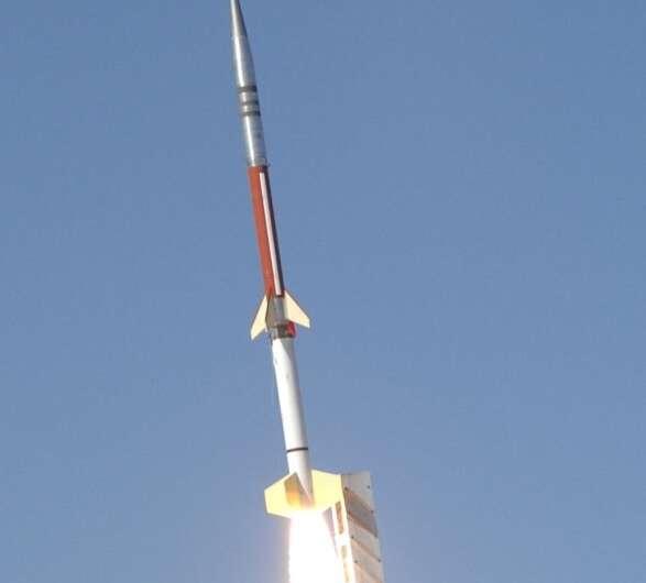 NASA rocket mission studying escaping radio waves