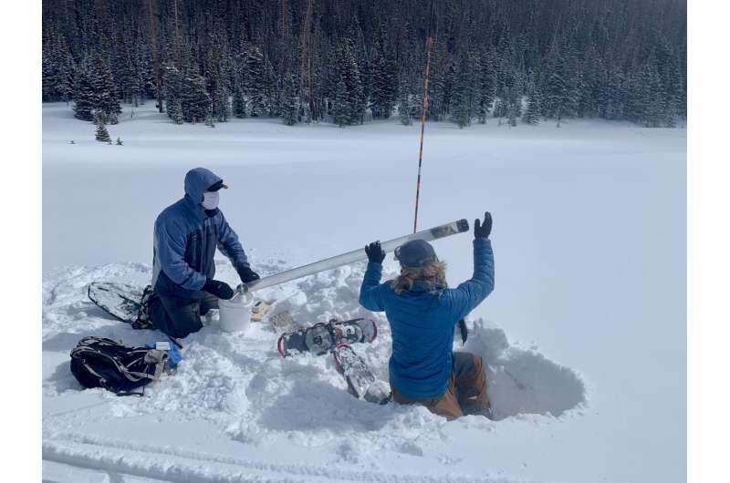 NASA Snow Campaign Wraps for 2021