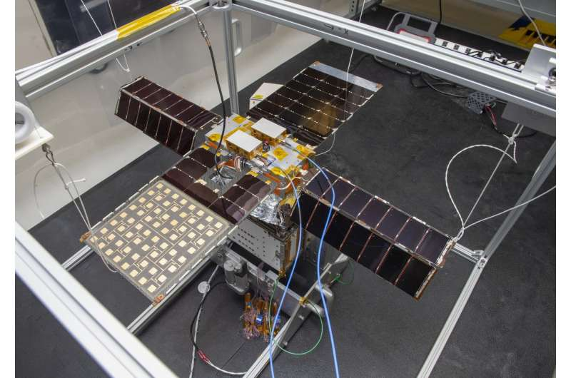 NASA solar sail asteroid mission readies for launch on Artemis I