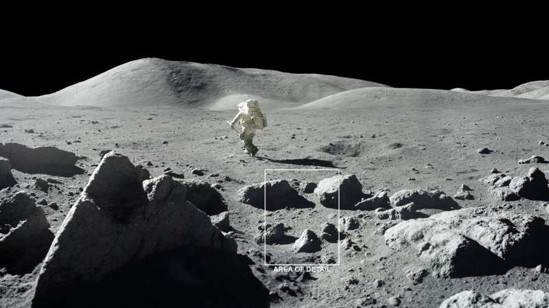 NASA Study Highlights Importance of Surface Shadows in Moon Water Puzzle