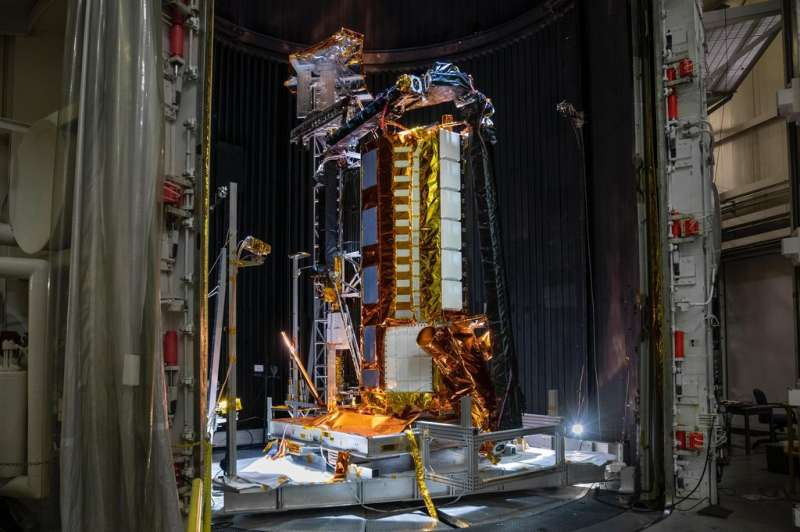 NASA turns to the cloud for help with next-generation Earth missions