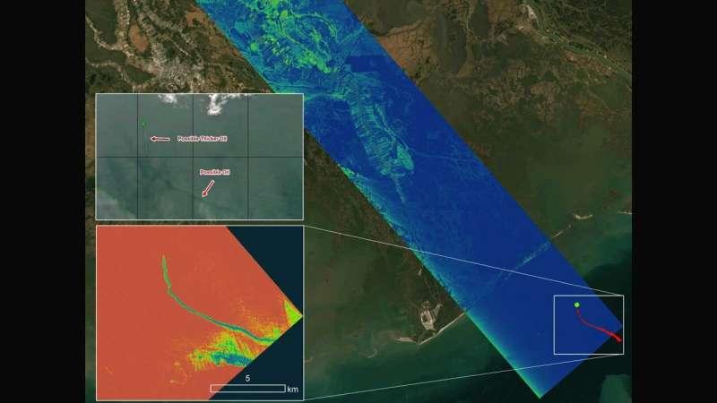 NASA's Delta-X helps with disaster response in wake of Hurricane Ida