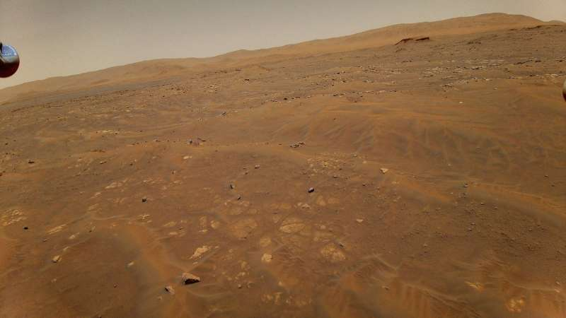 NASA's Perseverance rover begins its first science campaign on Mars