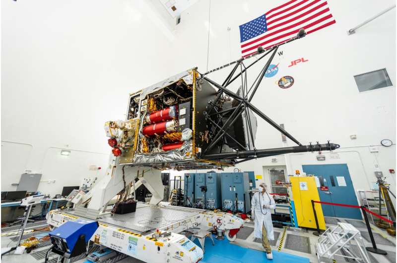 NASA's Psyche mission moves closer to launch