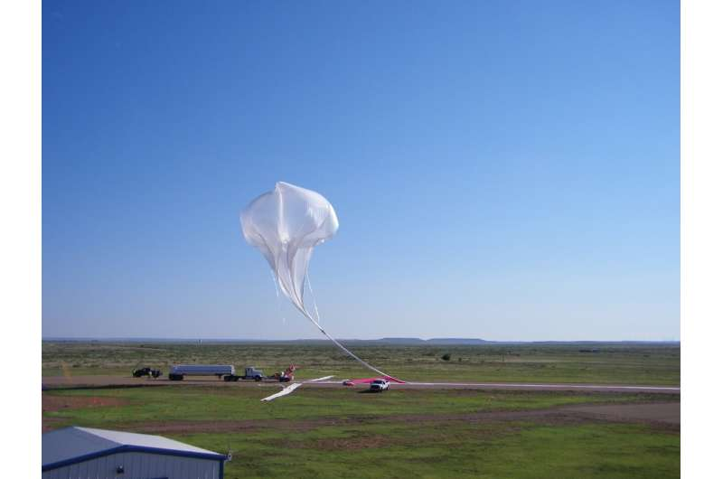 NASA's scientific balloons return to flight with Spring 2021 campaign