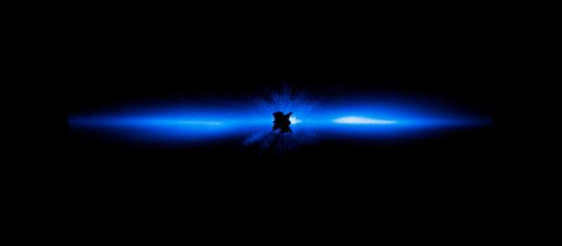 NASA's Webb to explore a neighboring, dusty planetary system