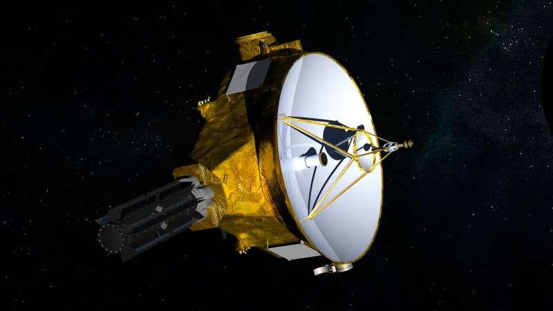 NASA's New Horizons reaches a rare space milestone