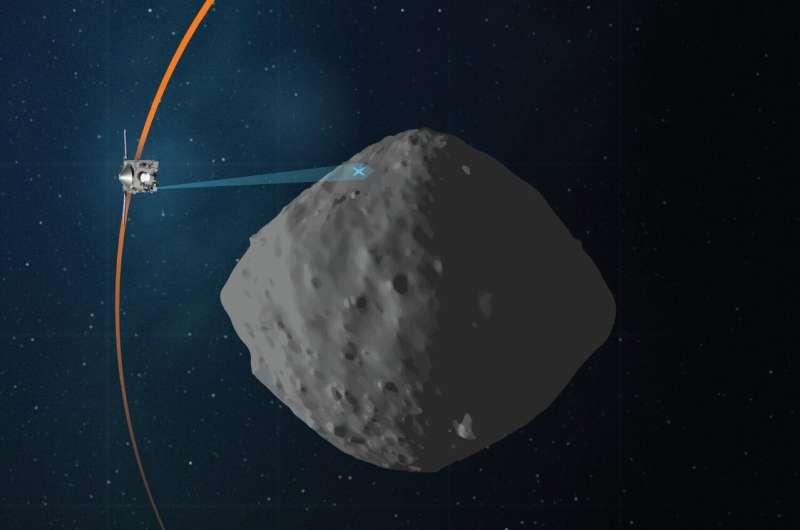 NASA's OSIRIS-REx to fly a farewell tour of Bennu