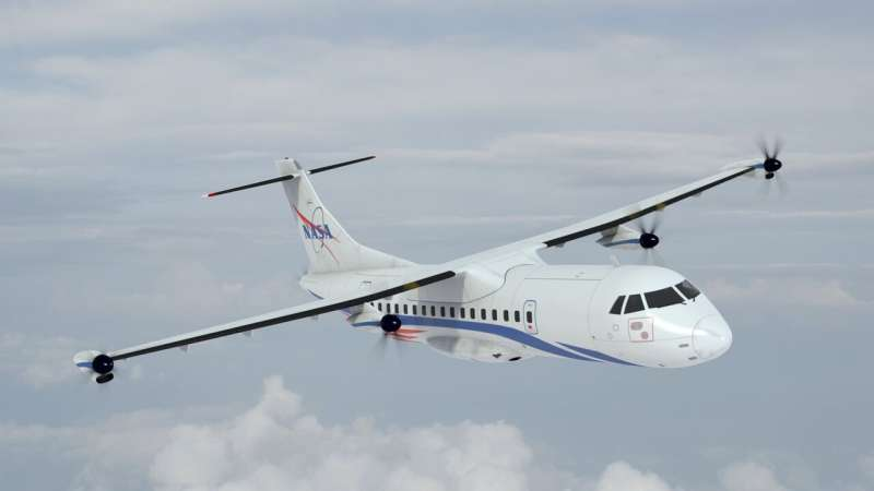 NASA takes steps to reduce aviation emissions, invigorate U.S. economy