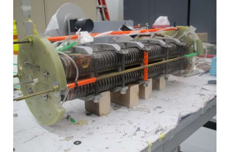 National laboratories' look to the future of light sources with new magnet prototype