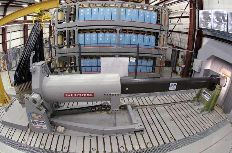 Navy ditches futuristic railgun, eyes hypersonic missiles