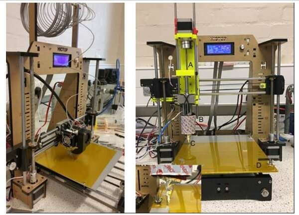 Need a DIY project? Here's how to modify a 3D printer to make food or ceramics - new research