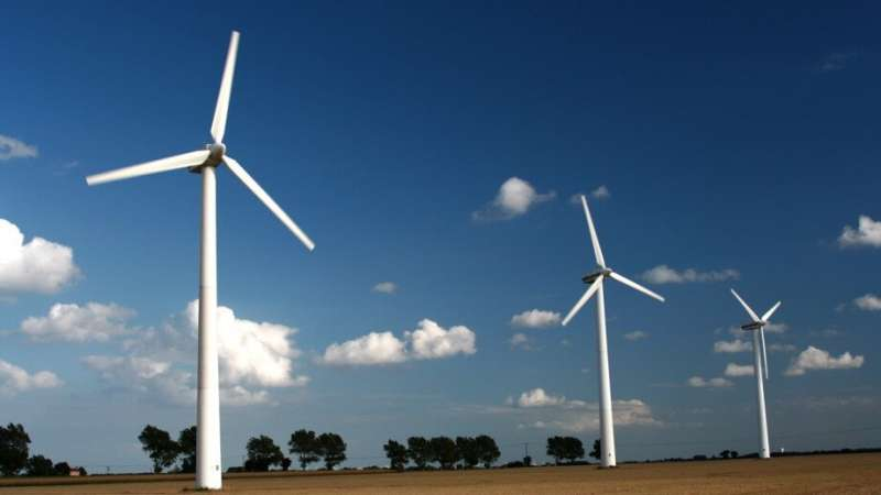 Net zero by 2050 only possible if renewables ramp up