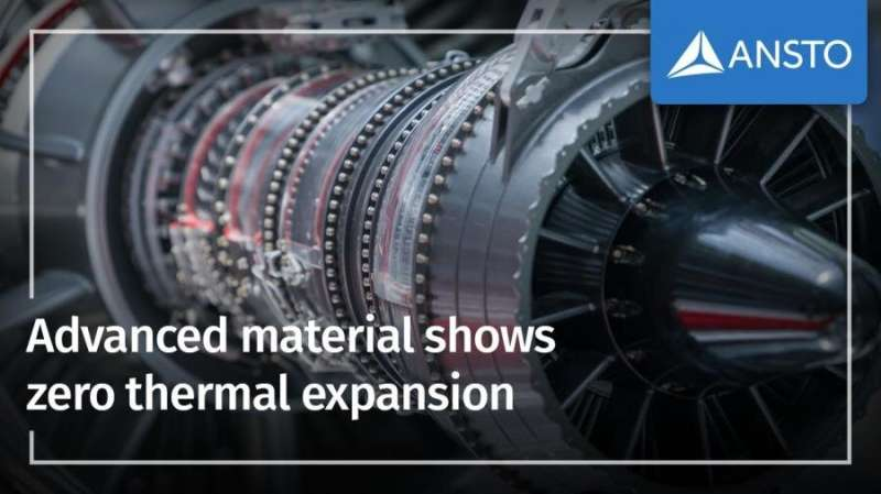 New advanced material shows extraordinary stability over wide temperature range