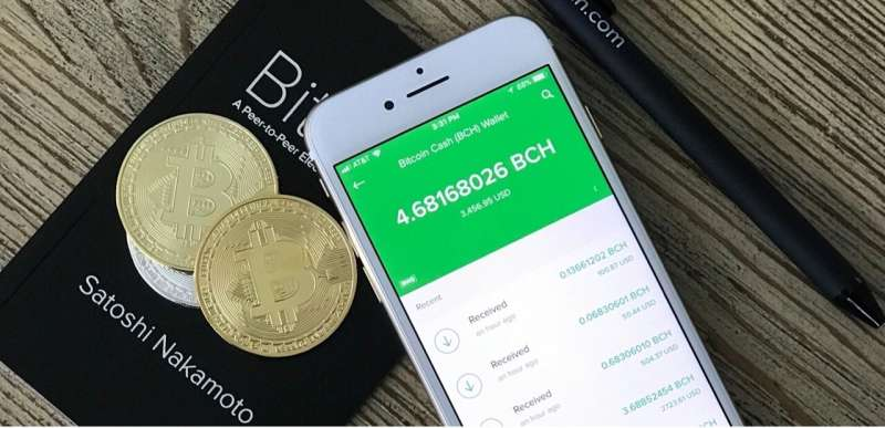 New app makes Bitcoin more secure