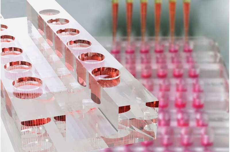 New biochip technology for pharma research