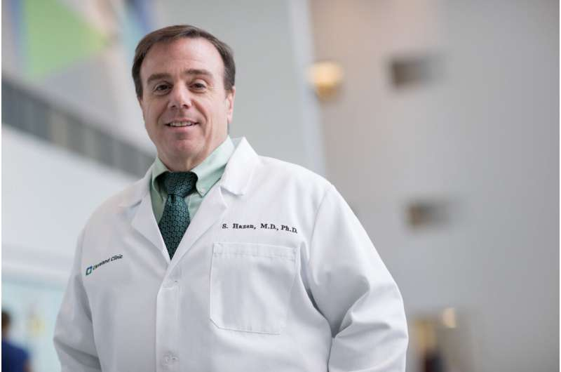 New Cleveland Clinic research identifies link between gut microbes and stroke