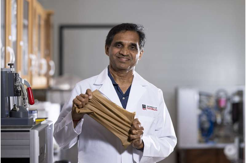 New composite material has potential for medical use
