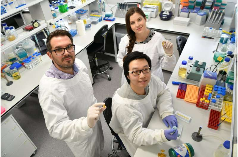 New defence against superbugs