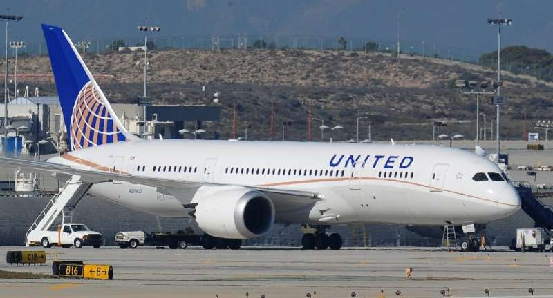 New deliveries of the Boeing 787 Dreamliner remain halted while the company addresses production problems