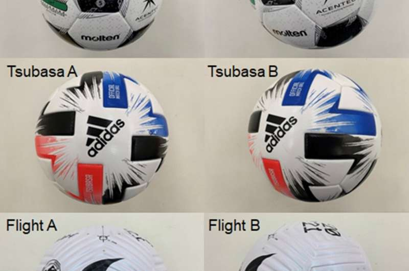 New English Premier League soccer ball more stable, drags more