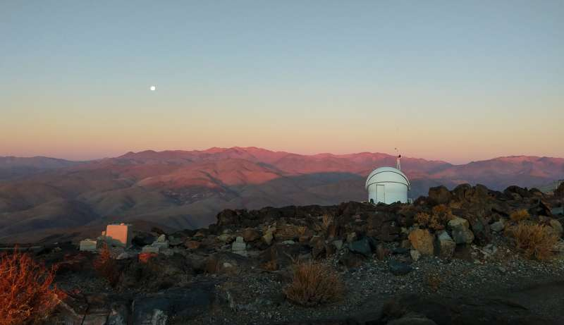 New ESA telescope in South America to search for dangerous asteroids